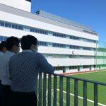 """<span class=""""title"""">中野東中学校および併設施設の内覧会に参加しました(写真でお楽しみください)</span>"""